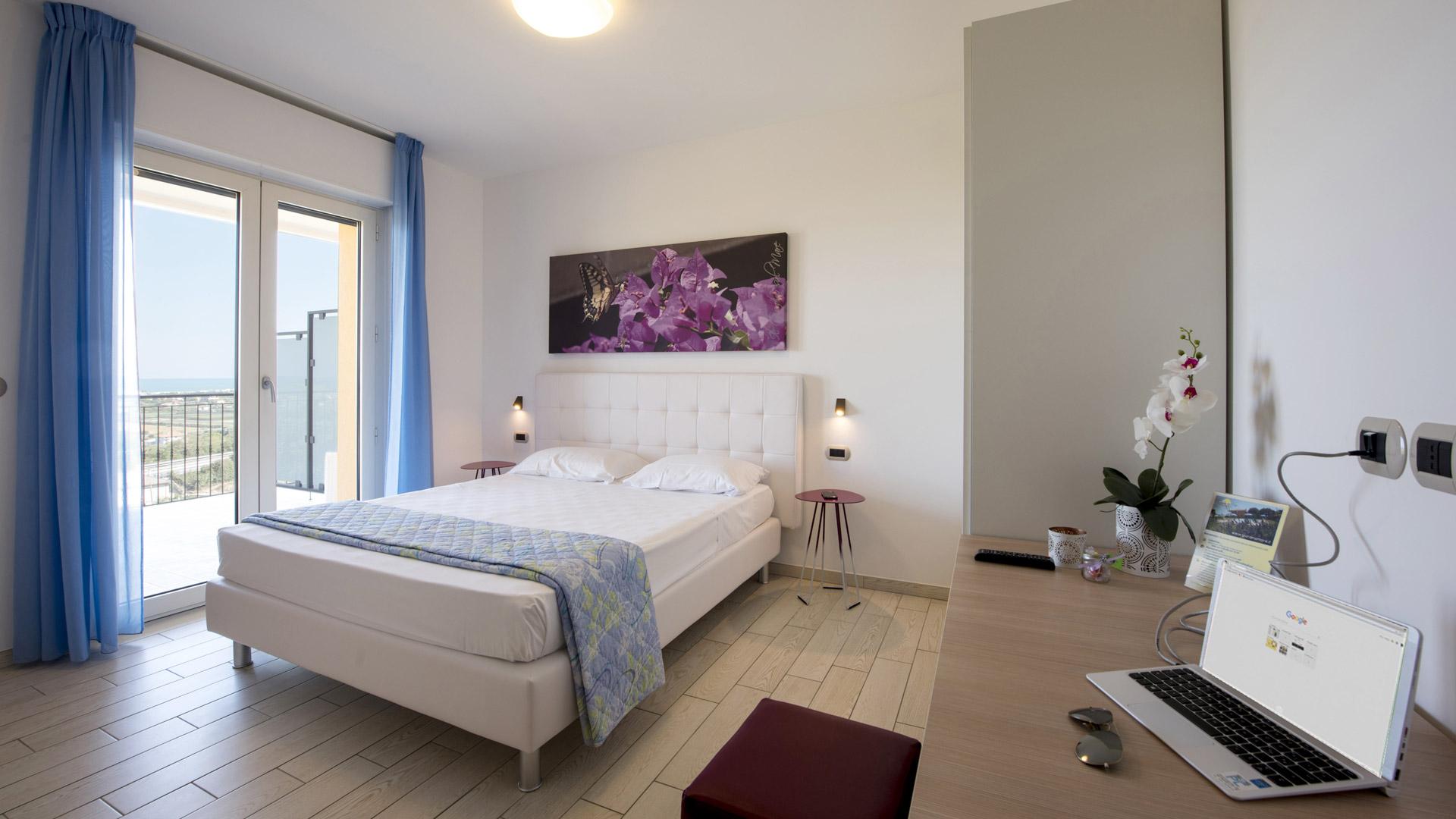 """unser bed & breakfast """"il giardino sul mare"""" - abruzzo martinsicuro  www.giardinomare.it"""